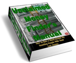 the money finders guide - plr