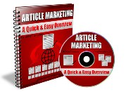 article marketing overview