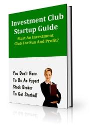 investment club startup gu