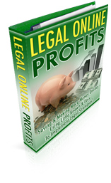 legal online profits