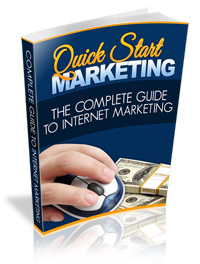 quick start marketing - plr