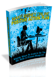 make money online positive act