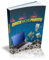 quick niche profits (audio) -