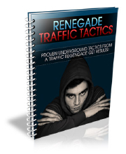 renegade traffic tactics - plr