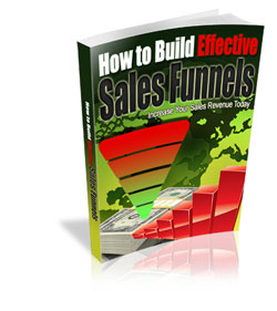 how to build effective sales f