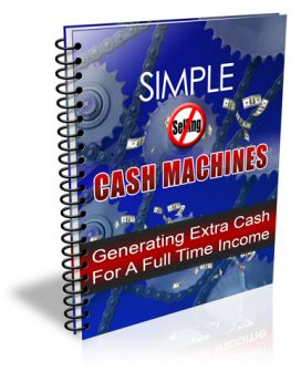 simple cash machines